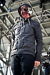 Da Kurlzz of Hollywood Undead performs during the 2013 Rock On The Range festival at Columbus Crew Stadium in Columbus, Ohio.