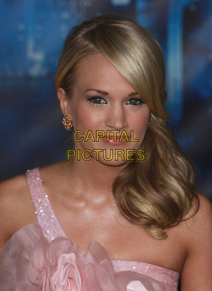 "CARRIE UNDERWOOD.""Enchanted"" Los Angeles Premiere held at the El Capitan Theatre, Hollywood, California, USA,.17 November 2007..portrait headshot .CAP/ADM/CH.©Charles Harris/AdMedia/Capital Pictures."