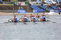 Race: 156  Event: E 4x-  Heat 2<br /> <br /> British Rowing Masters Championships 2018<br /> Saturday<br /> <br /> To purchase this photo, or to see pricing information for Prints and Downloads, click the blue 'Add to Cart' button at the top-right of the page.