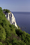 Europe, DEU, Germany, Mecklenburg West Pomerania, Rugen Island, Jasmund, Nationalpark Jasmund, Limestone rocks, Koenigsstuhl....[ For each utilisation of my images my General Terms and Conditions are mandatory. Usage only against use message and proof. Download of my General Terms and Conditions under http://www.image-box.com or ask for sending. A clearance before usage is necessary...Material is subject to royalties. Each utilisation of my images is subject to a fee in accordance to the present valid MFM-List...Contact | archive@image-box.com | www.image-box.com ]