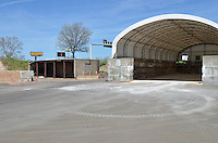CT-DOT New Haven Sea Street Salt Shed New Construction Project #92-549 | 2013 for Nosal Builders