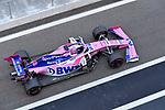 04.12.2019, Yas Marina Circuit, Abu Dhabi, Formel 1 Testfahrten Abu Dhabi 2019<br />, im Bild<br />Lance Stroll (CAN#18), Sportpesa Racing Point F1 Team<br /> <br /> Foto © nordphoto / Bratic