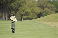 Thomas Pieters (BEL) on the 1st during the 1st round at the WGC Dell Technologies Matchplay championship, Austin Country Club, Austin, Texas, USA. 22/03/2017.<br /> Picture: Golffile | Fran Caffrey<br /> <br /> <br /> All photo usage must carry mandatory copyright credit (&copy; Golffile | Fran Caffrey)
