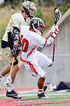 Palos Verdes, CA 05/07/11 - Jake Macer (Palos Verdes #10) in action during the CIF Southern Section North Division Semifinal game between Oak Park and Palos Verdes.