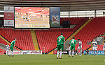 Darlington 1 Lincoln City 1, 09/04/2007. The Darlington Arena, League Two. Photo by Paul Thompson.