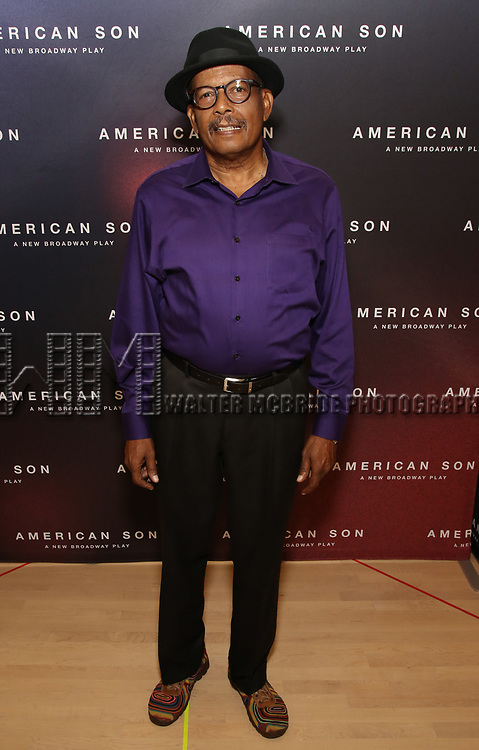 "Eugene Lee attends the Cast photo call for the New Broadway Play ""American Son"" on September 14, 2018 at the New 42nd Street Studios in New York City."