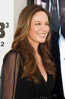 Diane Lane at the Men In Black 3 premiere at The Ziegfeld Theater in New York City. May 23, 2012. © Kristin Driscoll/MediaPunch Inc.