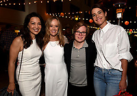ABC/DISNEY TELEVISION STUDIOS/FX/NAT GEO PARTY AT SAN DIEGO COMIC-CON© 2019: L-R: Ming-Na Wen, President, ABC Entertainment, Karey Burke, Cole Sibus and Cobie Smulders attend the ABC/Disney Television Studios/FX/NatGeo Party on Friday, July 19 at at the Pendry Hotel Rooftop at SAN DIEGO COMIC-CON© 2019. CR: Frank Micelotta/Disney Television Studios © 2019 Disney Television Studios