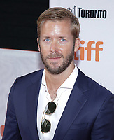"""TORONTO, ONTARIO - SEPTEMBER 08: Sam Bird attends the """"And We Go Green"""" premiere during the 2019 Toronto International Film Festival at Ryerson Theatre on September 08, 2019 in Toronto, Canada. Photo: <br /> CAP/MPI/IS/PICJER<br /> ©PICJER/IS/MPI/Capital Pictures"""