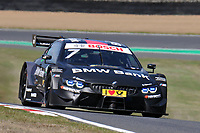 2018 DTM at Brands Hatch. #7  Bruno Spengler.  BMW Team RBM. BMW M4 DTM.
