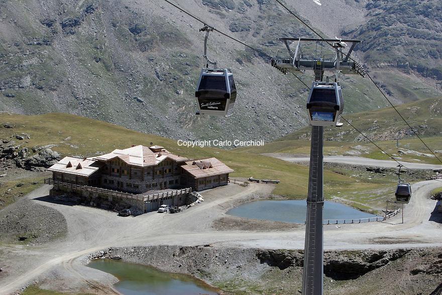 Valfurva carlo cerchioli photojournalist for Cabine del parco del windrock