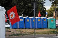 2010 Roma.1° Festa Nazionale della federazione della Sinistra....