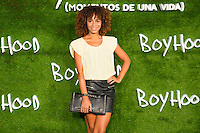 "Montse Pla attend the photocall of the Premiere of the movie ""Boyhood"" at the Cineteca in Madrid, Spain. September 09, 2014. (ALTERPHOTOS/Carlos Dafonte)"