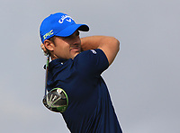 Andrea Pavan (ITA) on the 5th tee during Round 1 of the Bridgestone Challenge 2017 at the Luton Hoo Hotel Golf &amp; Spa, Luton, Bedfordshire, England. 07/09/2017<br /> Picture: Golffile   Thos Caffrey<br /> <br /> <br /> All photo usage must carry mandatory copyright credit     (&copy; Golffile   Thos Caffrey)