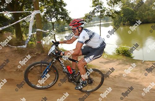 Flanders Cup Mountainbike Kessel : Joshua Fleming (Australië)
