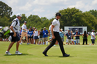 Henrik Stenson (SWE) heads down 9 during round 3 of the WGC FedEx St. Jude Invitational, TPC Southwind, Memphis, Tennessee, USA. 7/27/2019.<br /> Picture Ken Murray / Golffile.ie<br /> <br /> All photo usage must carry mandatory copyright credit (© Golffile | Ken Murray)