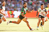 , Rabbitohs v Vodafone Warriors, NRL rugby league premiership. Optus Stadium, Perth, Western Australia. 10 March 2018. Copyright Image: Daniel Carson / www.photosport.nz