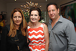 Cathy Vedovi, Billie Milam Weisman, Andy Moses==<br /> LAXART 5th Annual Garden Party Presented by Tory Burch==<br /> Private Residence, Beverly Hills, CA==<br /> August 3, 2014==<br /> &copy;LAXART==<br /> Photo: DAVID CROTTY/Laxart.com==