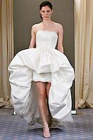 Bridal Fashion Week Fall 2010