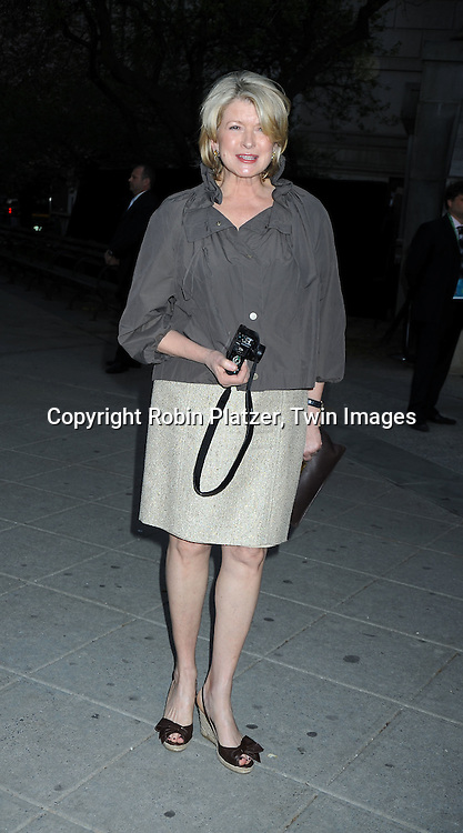 Martha Stewart photographing the scene at The Vanity Fair Tribeca Film Festival Party on April 20, 2010 at The State Supreme Courthouse in New York City.