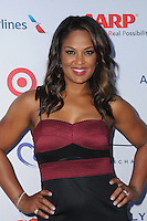 16 July 2016 - Pacific Palisades, California. Laila Ali. Arrivals for HollyRod Foundation's 18th Annual DesignCare Gala held at Private Residence in Pacific Palisades. Photo Credit: Birdie Thompson/AdMedia