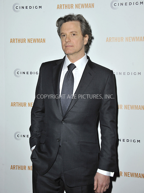 WWW.ACEPIXS.COM....April 18 2013, LA....Actor Colin Firth arriving at the Los Angeles premiere of 'Arthur Newman' at ArcLight Hollywood on April 18, 2013 in Hollywood, California.......By Line: Peter West/ACE Pictures......ACE Pictures, Inc...tel: 646 769 0430..Email: info@acepixs.com..www.acepixs.com