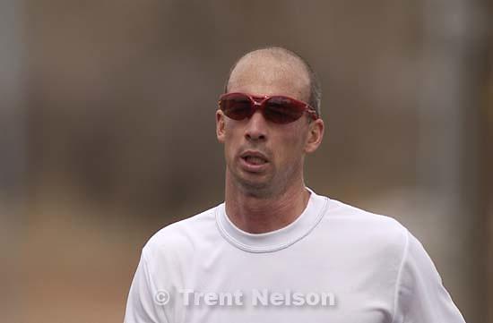 Moab Half Marathon.; 03.15.2003, 11:49:50 AM<br />