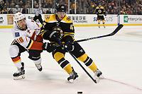 NHL 2016: Flames vs Bruins MAR 01