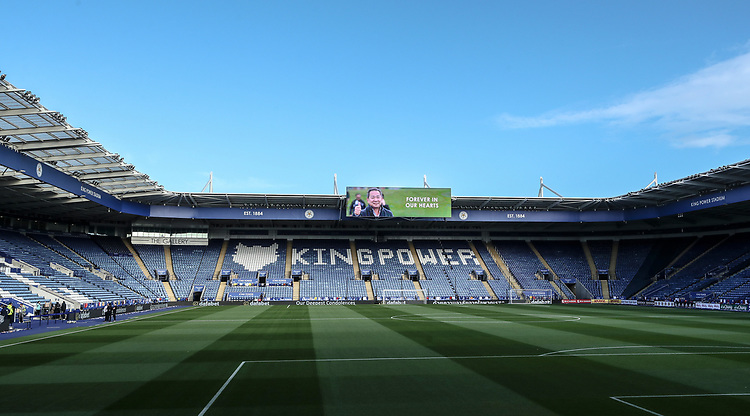 King Power Stadium<br /> <br /> Photographer Rachel Holborn/CameraSport<br /> <br /> The Premier League - Saturday 10th November 2018 - Leicester City v Burnley - King Power Stadium - Leicester<br /> <br /> World Copyright © 2018 CameraSport. All rights reserved. 43 Linden Ave. Countesthorpe. Leicester. England. LE8 5PG - Tel: +44 (0) 116 277 4147 - admin@camerasport.com - www.camerasport.com