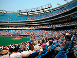 Major league baseball at Rogers Centre, Toronto, Ontario, Canada<br />