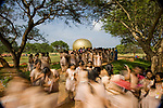Matrimandir Auroville 2016