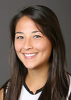 STANFORD, CA - AUGUST 14:  Midori Uehara of the Stanford Cardinal women's field hockey team poses for a headshot on August 14, 2008 in Stanford, California.