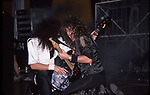 Eddie Jackson & Michael Wilton of Queensryche 1986