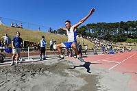 Athletics – McEvedy Shield at Newtown Park, Wellington, New Zealand on Tuesday 5 March 2019. <br /> Photo by Masanori Udagawa. <br /> www.photowellington.photoshelter.com
