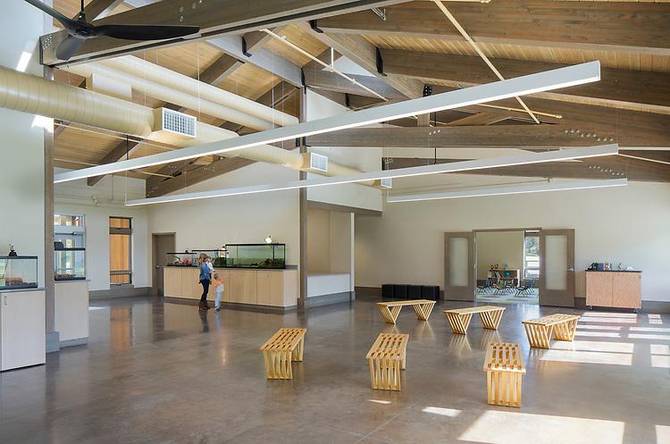 Columbus Recreation & Parks Wyandot Lodge   M+A Architects