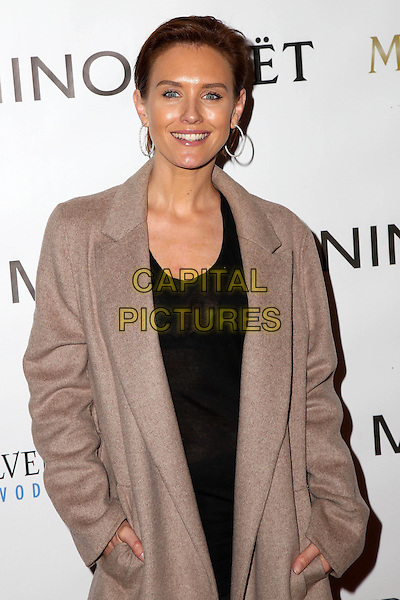 LOS ANGELES, CA - JANUARY 7: Nicky Whelan at the Mark Zunino Atelier Opening at Mark Zunino Atelier in Los Angeles, California on January 7, 2016. <br /> CAP/MPI/DE<br /> &copy;DE//MPI/Capital Pictures