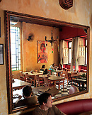 BRAZIL, Rio de Janiero, Santa Theresa, inside of Cafesito