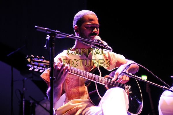 LONDON, ENGLAND - SEPTEMBER 24: Tigana Santana performing at Shepherd's Bush Empire on September 24, 2015 in London, England.<br /> CAP/MAR<br /> &copy; Martin Harris/Capital Pictures