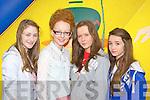 Rachel Lyne, Laura Quinn, Lorna McCarthy and Kelly O'Connor enjoying the Firies funday on Sunday