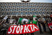 "11.02.2012 - ""Stop ACTA"" demonstration"