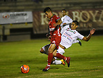 Patriotas venció como local 2-0 a Once Caldas. Fecha 2 Liga Águila I-2017.