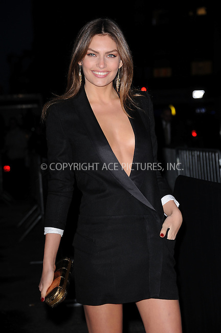 WWW.ACEPIXS.COM . . . . . February 14, 2012...New York City...Sports Illustrated swimsuit model Alyssa Miller attends SI Swimsuit Launch Party at Crimson on February 14, 2012 in New York City....Please byline: KRISTIN CALLAHAN - ACEPIXS.COM.. . . . . . ..Ace Pictures, Inc: ..tel: (212) 243 8787 or (646) 769 0430..e-mail: info@acepixs.com..web: http://www.acepixs.com .