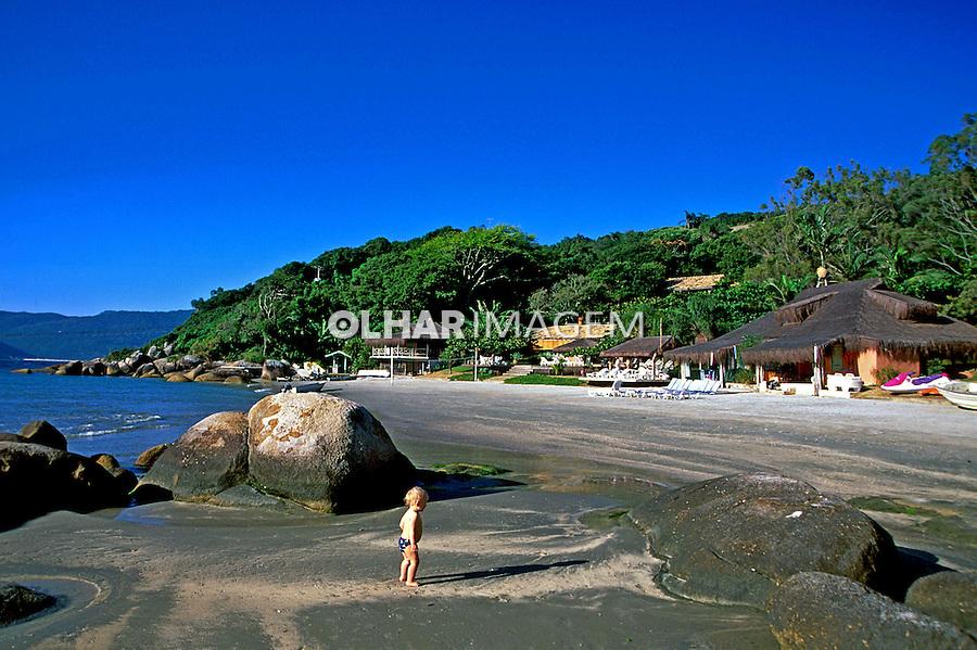 Ilha dos Papagaios. Santa Catarina. 1999. Foto de Stefan Kolumban.