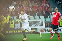 Pareja (Sevilla) during the UEFA Final match  between Benfica vs Sevilla, on May 14, 2014. Photo: Adamo Di Loreto/NurPhoto