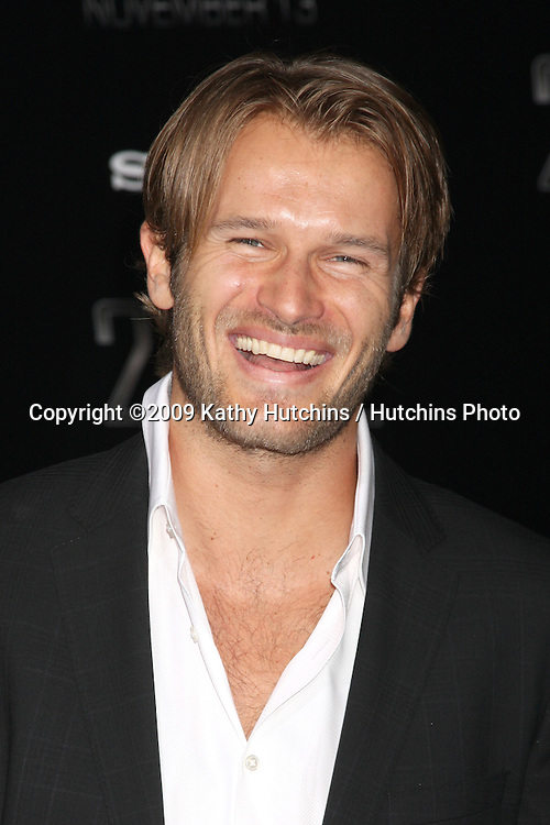 "Johann Urb .arriving at the ""2012"" Premiere.Regal 14 Theaters at LA Live.West Hollywood,  CA.November 3, 2009.©2009 Kathy Hutchins / Hutchins Photo."