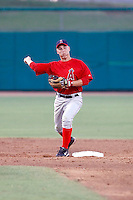 Taylor Lindsey - AZL Angels - 2010 Arizona League.Photo by:  Bill Mitchell/Four Seam Images..
