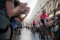 Tejay van Garderen (USA/EF Education First)<br /> <br /> Official 106th Tour de France 2019 Teams Presentation at the Central Square (Grote Markt) in Brussels (Belgium)<br /> <br /> ©kramon