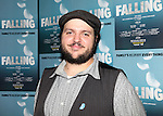 Daniel Everidge attending the Off-Broadway Opening Night Performance After Party for 'Falling' at Knickerbocker Bar & Grill on October 15, 2012 in New York City.