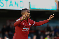 Lewis Young of Crawley Town during Crawley Town vs Grimsby Town, Sky Bet EFL League 2 Football at Broadfield Stadium on 9th March 2019