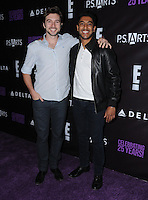 20 May 2016 - Hollywood, California - Roberto Aguire, Ritesh Rajan. Arrivals for the P.S. ARTS Presents: The pARTy! held at Neuehouse. Photo Credit: Birdie Thompson/AdMedia